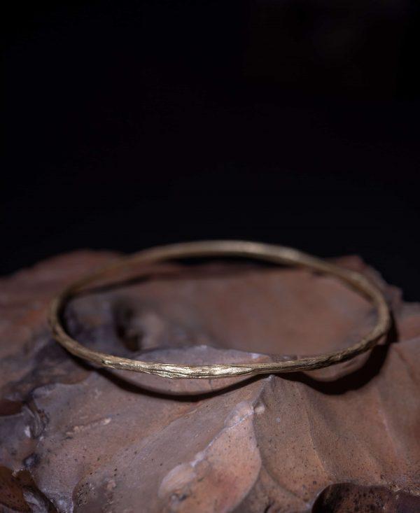 צמיד זהב 18k